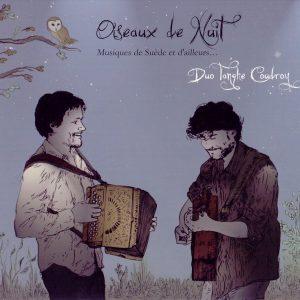 Oiseaux de nuit - Duo Coudroy/Tanghe