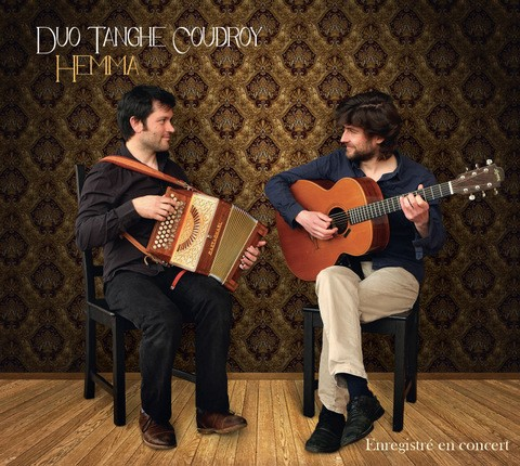 "DUO TANGHE COUDROY "" HEMMA"""
