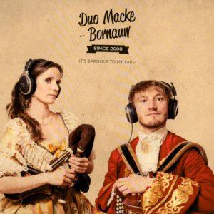 "DUO MACKE-BORNAUW ""It's baroque to my ears"""