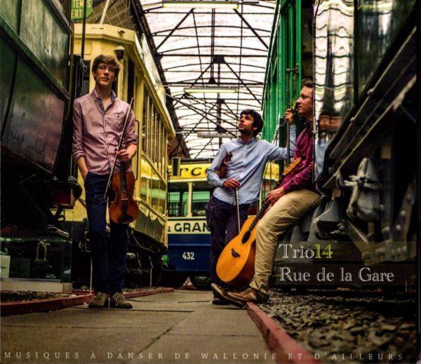 """TRIO 14 """"rue de la gare"""""""